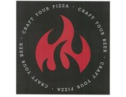 CRAFT YOUR PIZZA °  CRAFT YOUR BEER  ° CRAFT YOUR PIZZA  °  CRAFT YOUR BEER
