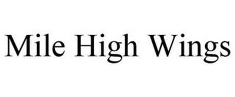 MILE HIGH WINGS