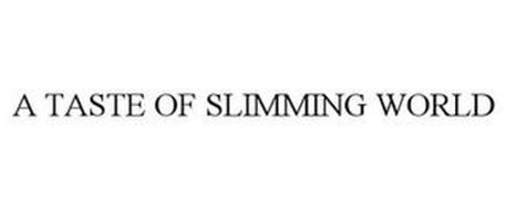 A TASTE OF SLIMMING WORLD