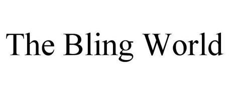 THE BLING WORLD