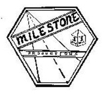 MILESTONE PRODUCTIONS 1 MILE