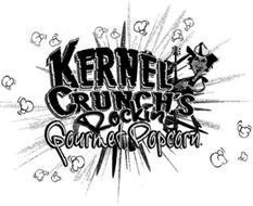 KERNEL CRUNCH'S ROCKIN GOURMET POPCORN