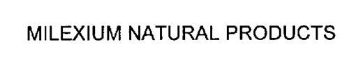 MILEXIUM NATURAL PRODUCTS