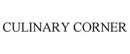 CULINARY CORNER
