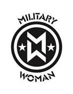 MW MILITARY WOMAN