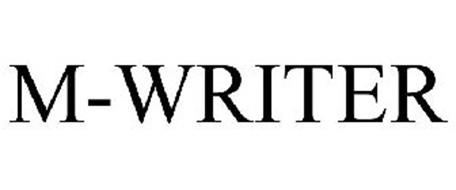 M-WRITER