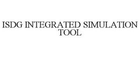 ISDG INTEGRATED SIMULATION TOOL