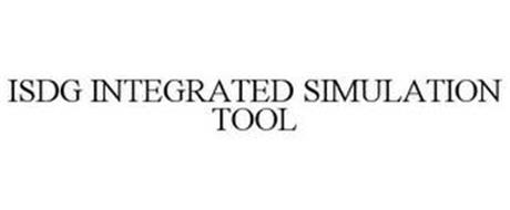 ISDG INTEGRATED SIMULATION TOOL