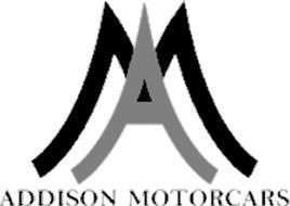 AM ADDISON MOTORCARS
