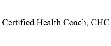 CERTIFIED HEALTH COACH, CHC