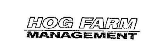 HOG FARM MANAGEMENT