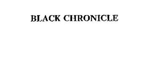 BLACK CHRONICLE