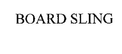 BOARD SLING