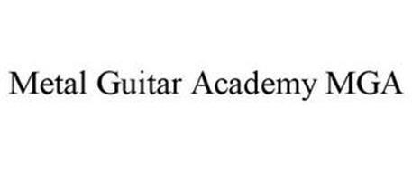 METAL GUITAR ACADEMY MGA