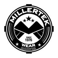 MILLERTEK WEAR MULTI-PURPOSE EQUIPMENT VEST SINCE 1976