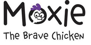 MOXIE THE BRAVE CHICKEN