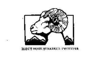 RAM'S HORN STRATEGY INSTITUTE