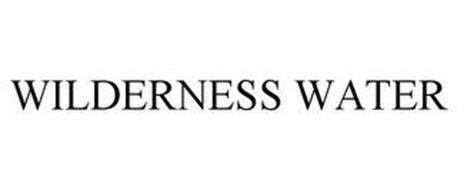 WILDERNESS WATER