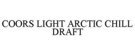 COORS LIGHT ARCTIC CHILL DRAFT