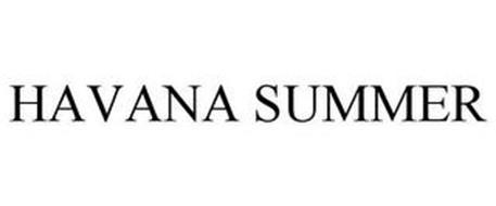 HAVANA SUMMER