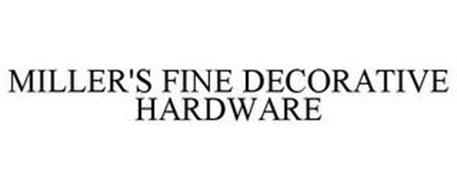 MILLER'S FINE DECORATIVE HARDWARE