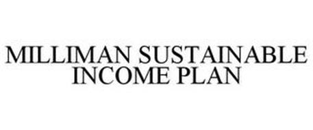 MILLIMAN SUSTAINABLE INCOME PLAN