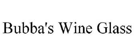 BUBBA'S WINE GLASS