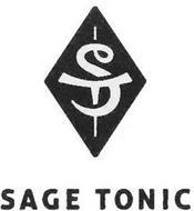 ST SAGE TONIC