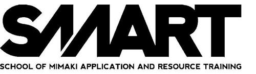 SMART SCHOOL OF MIMAKI APPLICATION AND RESOURCE TRAINING Trademark