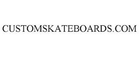 CUSTOMSKATEBOARDS.COM