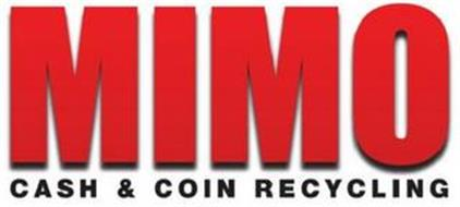 MIMO CASH & COIN RECYCLING
