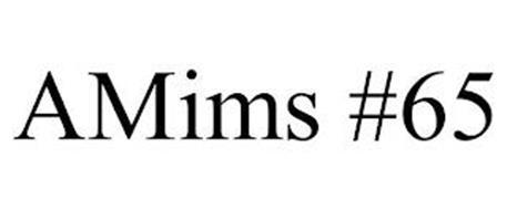 AMIMS #65