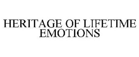 HERITAGE OF LIFETIME EMOTIONS