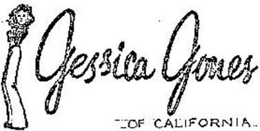 JESSICA JONES OF CALIFORNIA