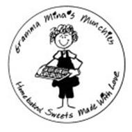 GRAMMA MINA'S MUNCHIES HOMEBAKED SWEETS MADE WITH LOVE