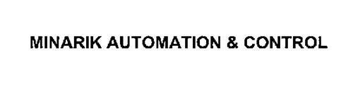 MINARIK AUTOMATION & CONTROL