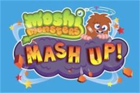 MOSHI MONSTERS MASH UP!