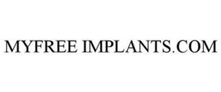 MYFREE IMPLANTS.COM