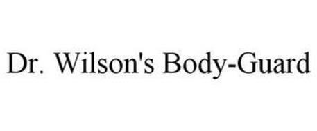 DR. WILSON'S BODY-GUARD