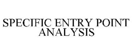 SPECIFIC ENTRY POINT ANALYSIS