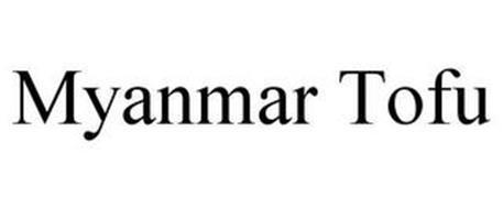 MYANMAR TOFU