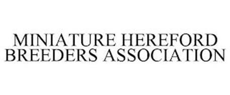 MINIATURE HEREFORD BREEDERS ASSOCIATION