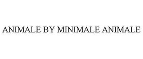 ANIMALE BY MINIMALE ANIMALE