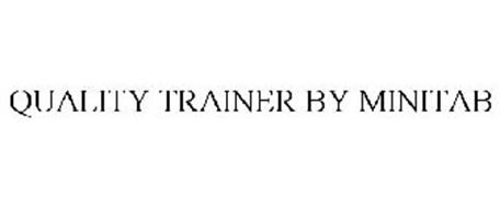 QUALITY TRAINER BY MINITAB