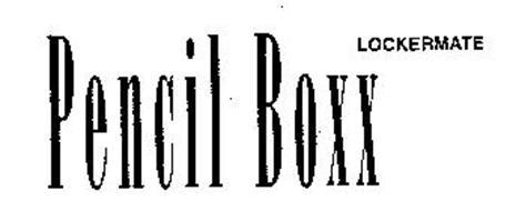 LOCKERMATE PENCIL BOXX