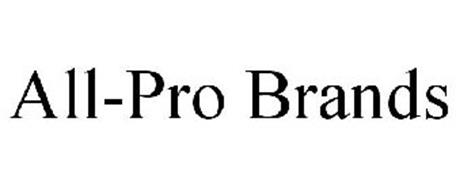 ALL-PRO BRANDS