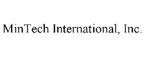 MINTECH INTERNATIONAL, INC.