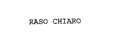 RASO CHIARO