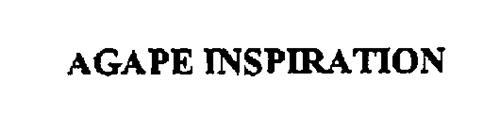 AGAPE INSPIRATION