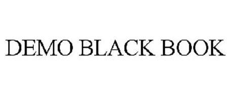 DEMO BLACK BOOK